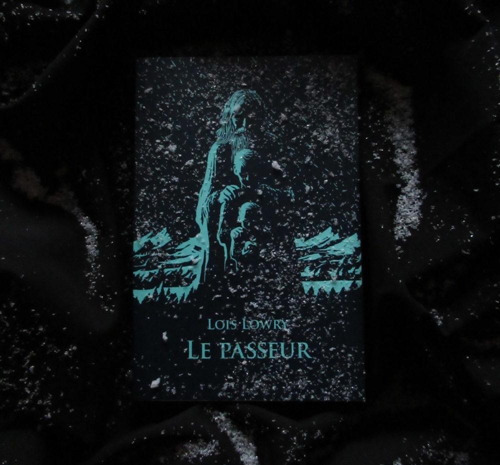 LE PASSEUR, Lois Lowry, éditions L'École des Loisirs