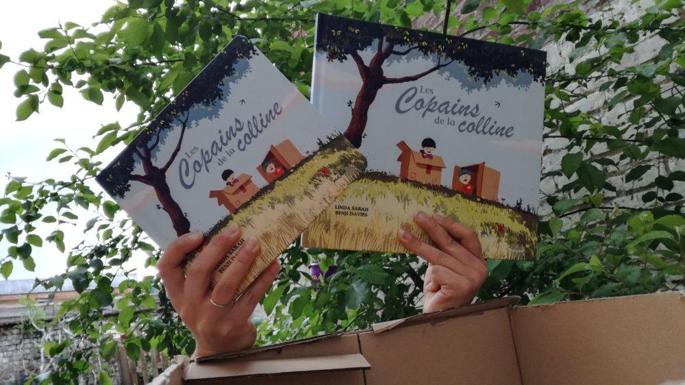 LES COPAINS DE LA COLLINE, Linda Sarah et Benji Davies, éditions Milan
