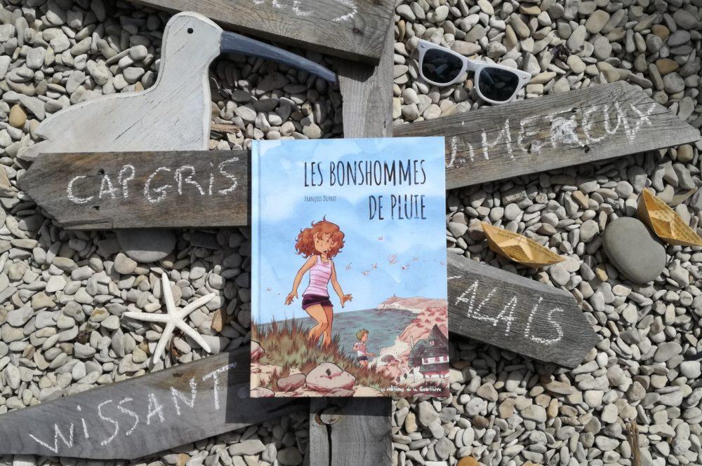 LES BONSHOMMES DE PLUIE, François Duprat, éditions de la Gouttière