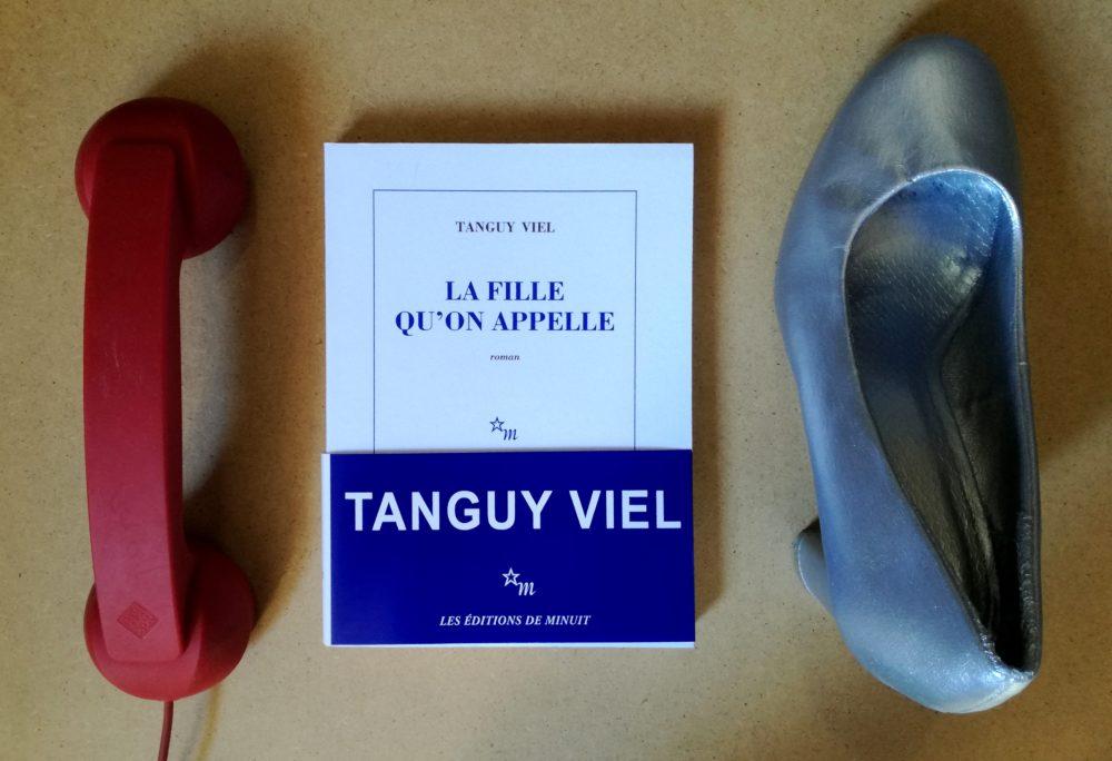 LA FILLE QU'ON APPELLE, Tanguy Viel, éditions de Minuit